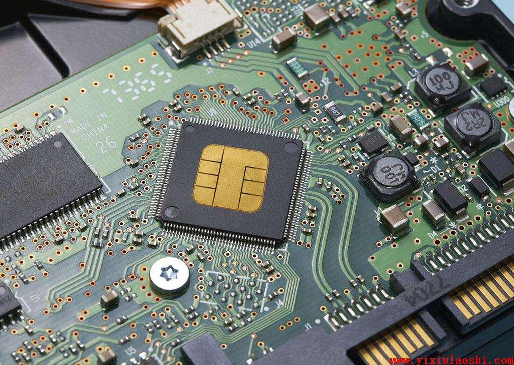 如何判断pcb电路板ic芯片好坏